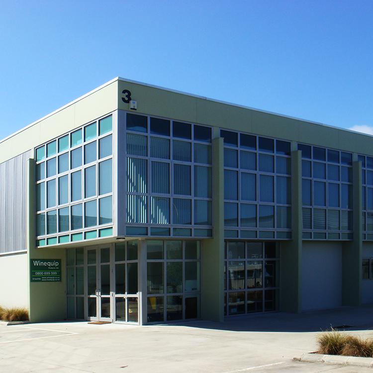 Enterprise drive building 2