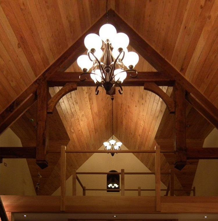 McDiamid ceiling
